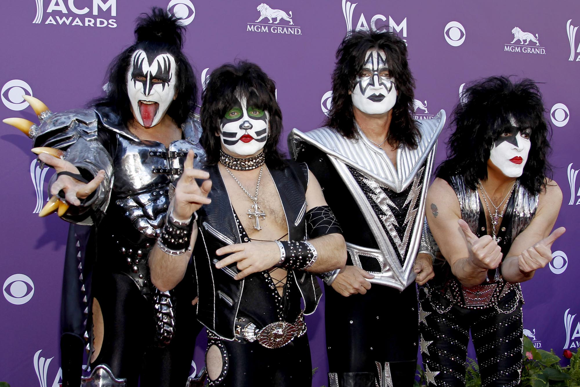 Kiss I Was Made For Lovin You Hard Times